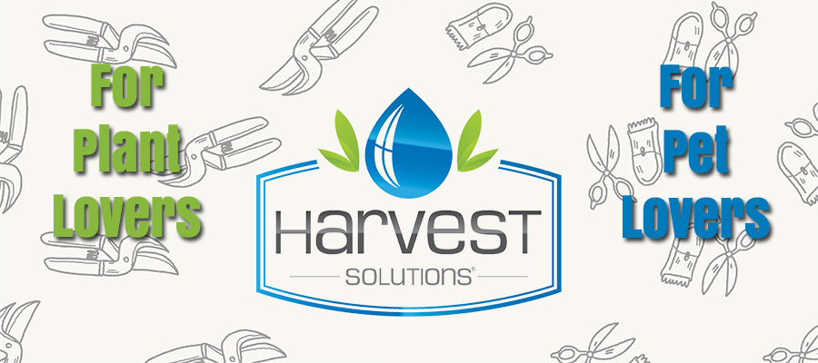 Harvest Solutions, LLC manufactures products for both pet and plant lovers!